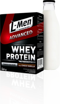Milk And Whey Protein