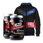 L-Men Platinum Choco Latte (2 Pcs) FREE L-Men Jacket