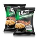 Twin Pack: L-Men Protein Crunch BBQ Beef (20gr)