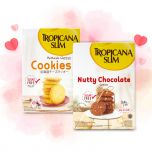 Special Bundle - Tropicana Slim Hokkaido Cheese Cookies & Nutty Chocolate