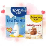 Special Bundle - TS Low Fat & Tropicana Slim Nutty Chocolate Cookies