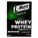 L-Men Whey Daily Dark Chocolate 250gr