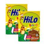 Twin Pack: HiLo School Chocolate 750gr