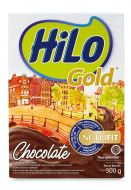 HiLo Gold Chocolate 500gr (12D)