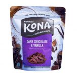 KONA Coconut Chips Chocolate 45gr