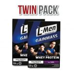 Twin Pack: L-Men Gain Mass Taro 225gr
