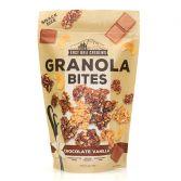 East Bali Cashews Granola Bites Chocolate Vanilla 125gr