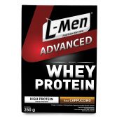 L-Men Whey Advanced Cappuccino 250gr
