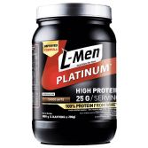 L-Men Platinum Choco Latte 800gr (25gr protein)