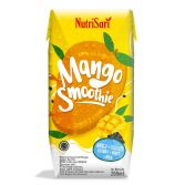 NutriSari Mango Smoothie 200ml (24 Pcs) - Ready to Drink