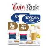Twin Pack: Tropicana Slim Skim Milk Coffee 500gr