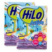 Twin Pack: HiLo Active Ketan Hitam 175gr