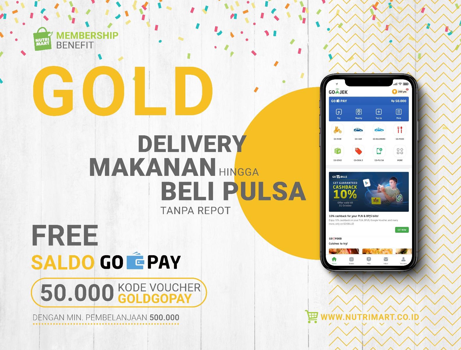 Gold Gopay